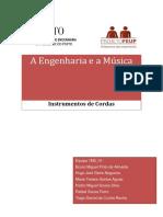 Instrumentos de Cordas (a Engenharia e a Musica)