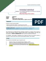 Guía y Rúbrica Del Trabajo Individual