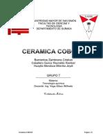 CERAMICA COBOCE