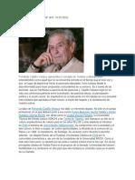 Biografia Eladio Dieste y Fernando Castillo