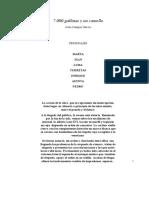 Campos Garcia, Jesus - 7000 Gallinas Y Un Camello