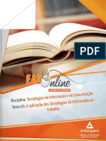 ONLINE Tecnologias Da Informacao e Da Comunicacao 05
