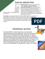 Criticas Sobre Foda. Diana Jeri Gordillo