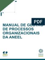 Manual de Gestão de Processos RM Capa