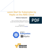 Heptio Kubernetes on the Aws Cloud