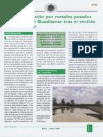 Contaminacion Metales Pesado Valle