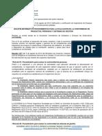 Boletín Informativo Del 2016 - 2018