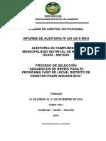 Informe-municipalidad Distrital de Huantar Final