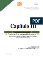 Capitulo III Conductas Protomorales Civilizatorias - Copia
