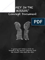 Mary in the Mirror - Concept Document (2017)