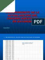 PROCESO DE CRUCERO EN DATAMINE.ppt