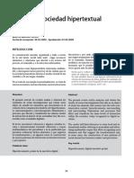 Estructura Hipertexto b