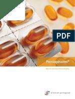 Pentapharm Brochure (en) 3.17.14