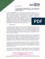 INFORME SOBRE REPRESIÓN Y VIOLENCIA EN CONTRA DE MANIFES TANTES 19 de abril 2018 version final