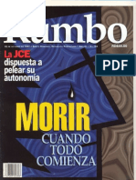 REVISTA RUMBO- 194
