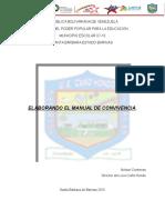 Extenso de La Ponencia Congreso Pedagógico UE CAÑO HONDO2015