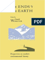 Donald Worster the Ends of the Earth