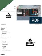 Pilot Roaster Shop Manual