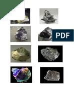 minerales strunz