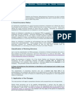 Working Proprietary Directors Classification for Social Insurance Purposes