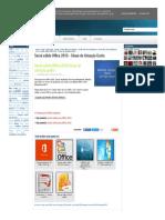 Serial Valido Para Office 2010 - Ativar gratis oficce 2010