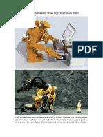 Automatizacion de La Minerìa