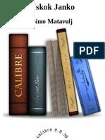 Uskok Janko - Simo Matavulj.pdf