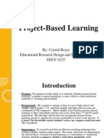 reyes crystal project-based learning