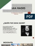 Zaha Hadid Copia