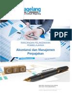 RPP Akuntansi Dan Manajemen Pajak