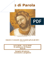 Sete di Parola - VI Settimana di Pasqua - B.doc