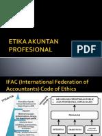 Etika Akuntan Profesional