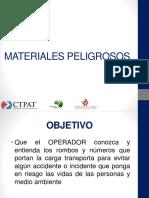 Materiales Peligrosos (SGA)