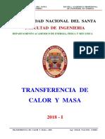 Transf. Cal. y Masa - Sesion Nº 1