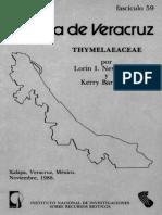 Flora de Veracuz Thymelaeaceae