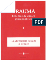 Trauma. Estudios de Clínica Psicoanalítica - Graziela Baravalle