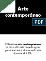 artecontemporaneo-130519123821-phpapp01