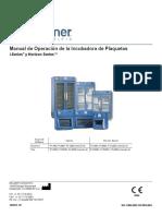Manual de Operacion Incubadora Helmer