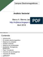 01 Analisis Vectorial
