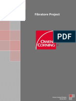 Fibratore Proposal - Report Owens Corning