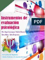 Manual sobre instrumentos de psicologia