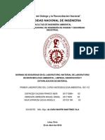 1er Informe de Microbiologia