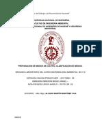 2do Informe de Microbiologia