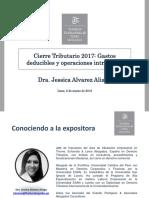 Cierre Tributario 2017-JAA
