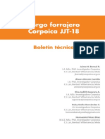 Sorgo Forrajero Corpoica Jjt-18