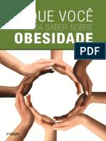 Manual Sobre Obesidade