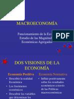 Und 5. La Macroeconomía 2 de 2. Econom y Mercadeo Agroindust