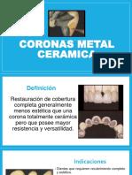 Coronas Metal