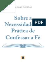 Samuel Renihan - Sobre a Necessidade e a Prática de Confessar a Fé