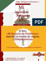 <<MI NEGOCIO DE PRESTAMOS>>